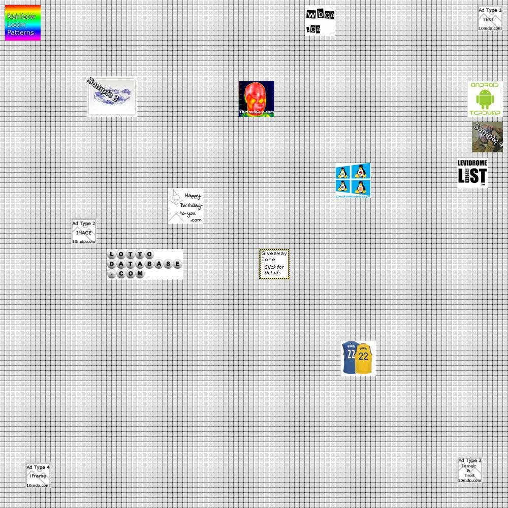 JPEG Grid Image
